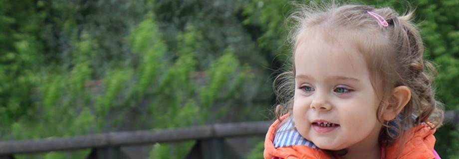Kiedy się śmieje dziecko, śmieje się cały świat